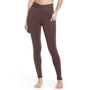 Fp movement barre leggings in cocoa